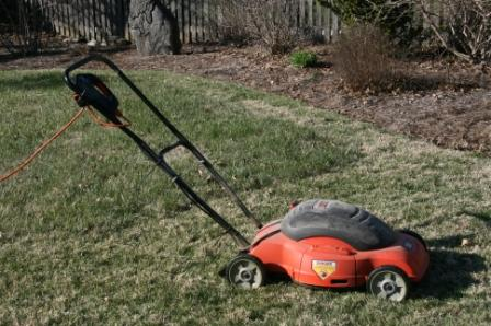 My Electric Lawn Mower